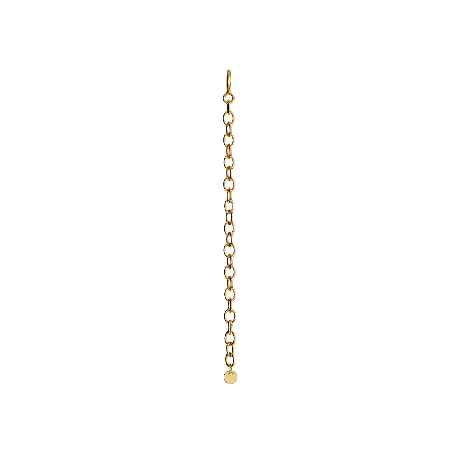 Necklace Extension Chain Gold