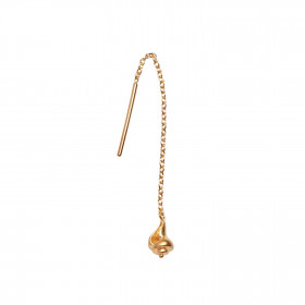 Dangling Petit Conque Earring Gold