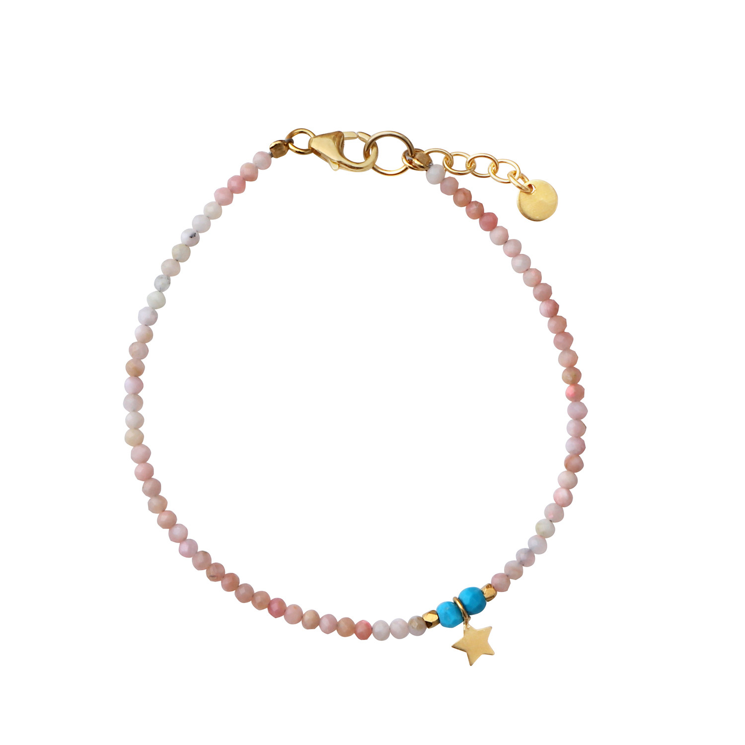 collections stars img designs peyote opal bracelet bracelets moon products pink bird
