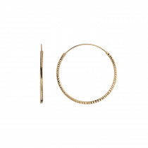 Etoile Creol Earring Gold