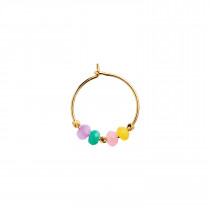 Color Crush Hoop California Mix Gold