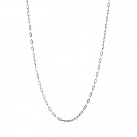 Petit Chunky Pendant Chain Silver