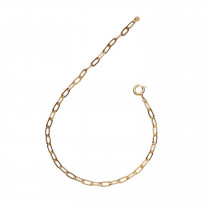 Big Chunky Bracelet Gold